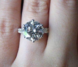 JEWELLERY THEFT: The bespoke 57-year-old engagement ring