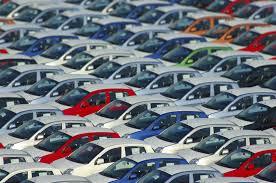New car sales Spain