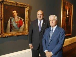 ARTWORKS: The Duke of Alba (Carlos Fitz-James Stuart y Martinez de Irujo) is heading up the team