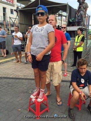 gibraltar music festival kiddie fans IMG