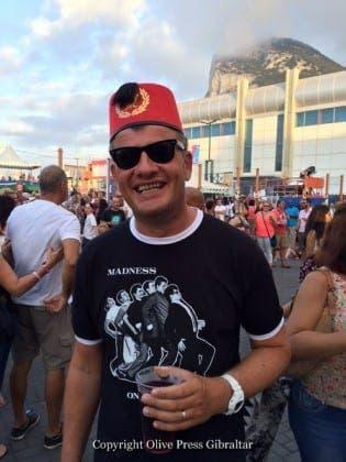 gibraltar music festival mad fan IMG