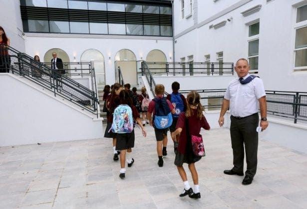 gibraltar new schools  e