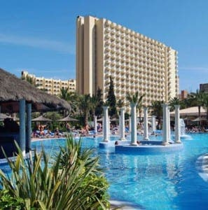 My hotel in Benidorm