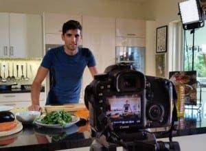 ENTREPRENEUR: Justin Bautista, 25, hosts A Gibraltarian Kitchen
