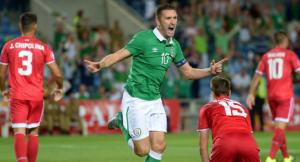 KEANE: Irish skipper closes in on Muller record