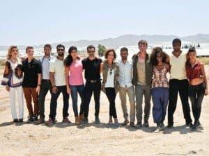 HOTLY-AWAITED: New drama series Mar de Plastico