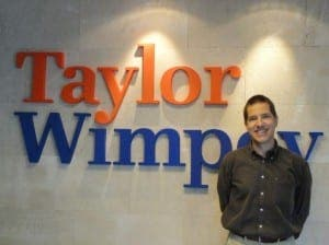 MARC PRITCHARD: Sales & Marketing Director at Taylor Wimpey España