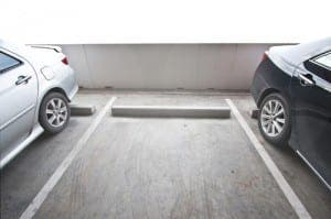 PRICEY: The average parking space in Madrid costs €31,490 while Barca streaks ahead with a €44,073 price-tag on average