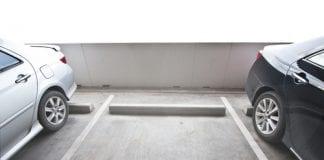 parking space spain