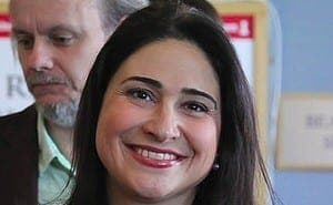 Gibraltar's Minister for Housing, Samantha Sacramento