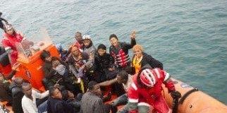 Boat smuggling e