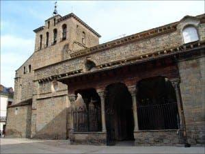 Jaca cathedral