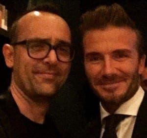 Mejide and Beckham