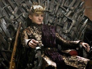GAME OF THRONES: Jack Gleeson