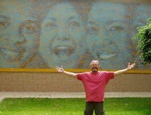 GEORGE KOWZAN: Word Art Portraits
