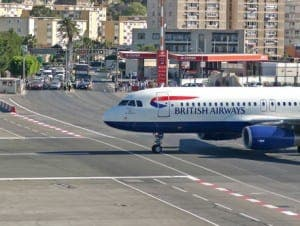 Gibraltar-Airport-British-Airways
