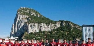 Gibraltar football Lincoln red imps e