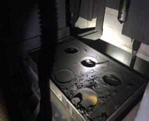 Gibraltar power cut