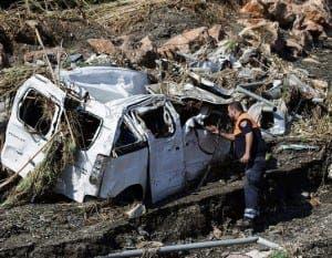 FLOODS: Costa de Granada