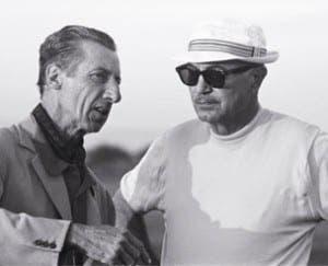 Joseph McMicking (right)