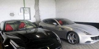 King Juan Carlos car e