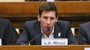 Messi court