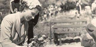 The Queen gibraltar e