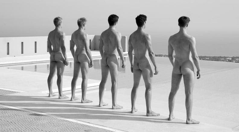 Warwick rowers strip off on Spanish beaches for 2016 ...