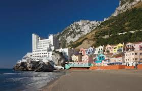 Gibraltar's Caleta Hotel