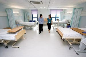 Cancer care in Spanish hospitals