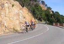cycling accidents spain e