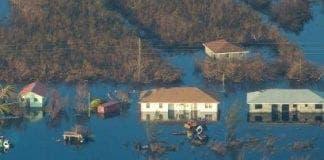 Hurricane Joaquin caused devastation in the Bahamas