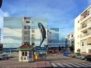 ESTEPONA TOP TEN: Murals
