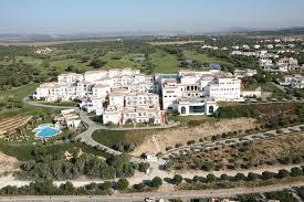 Fairplay Golf Hotel & Spa in Cadiz