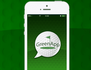 Green App Golf