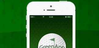 green app golf e