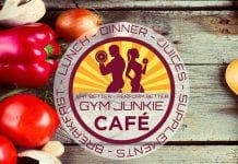 gym junkie cafe e
