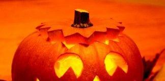 halloween pumpkin e