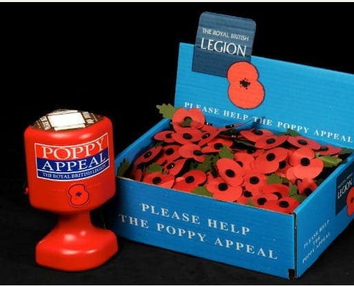 EXCLUSIVE: British Legion warning after thousands of poppies vanish