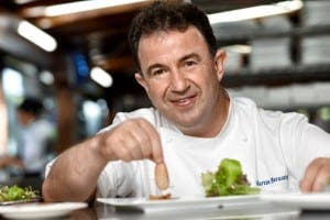 Three of Spains restaurants in world top 20