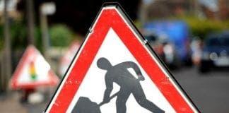 road repairs e