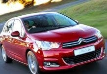 spains most sold cars citroen c e