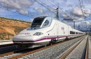 Spain's trains see increased travel