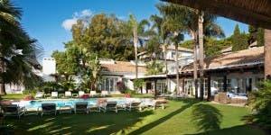 Marbella Club Hotel's Villa del Mar