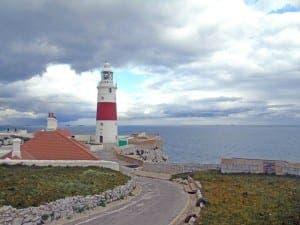 Gibraltar's Europa Point