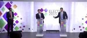 TV TAUNTS: Legal wrangle as Fabian Picardo and Daniel Feetham clash