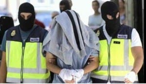 ISIS SUSPECTS: Trio held in Madrid