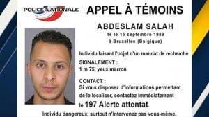 WANTED: Salah Abdeslam
