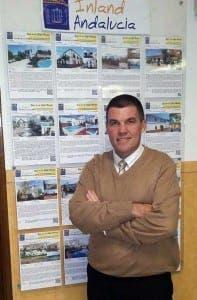 Paul Barnett of Inland Andalucia