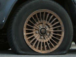 Puncture-plonker-Flat-tyre